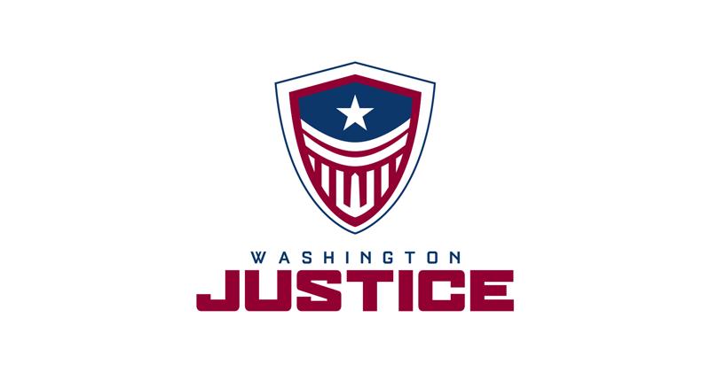 Washington Justice (OWL) Logo