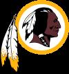 Washington Redskins Team logo graphic