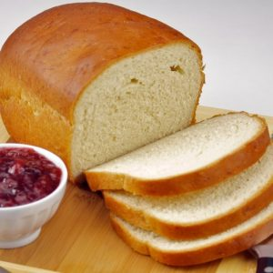White bread colors