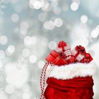 White Christmas color scheme