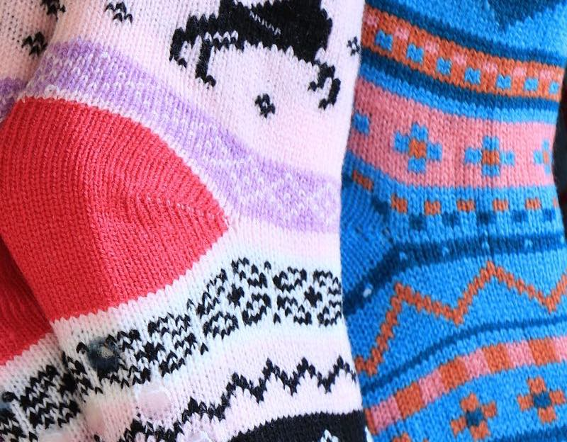 Woolens for the winter