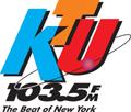 WKTU (103.5 KTU) Logo