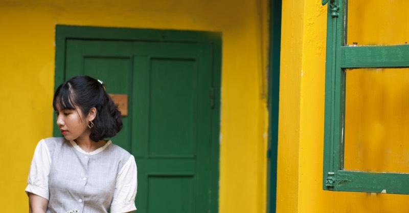 Yellow Walls, Green Windows
